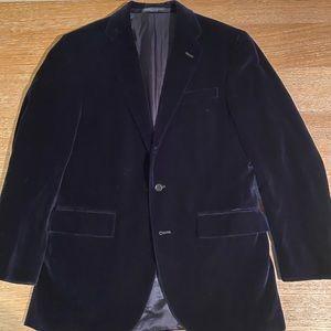 Polo Ralph Lauren Navy Velvet Jacket